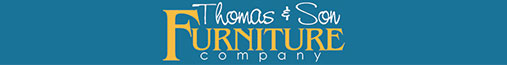 Thomas & Son Furniture Logo